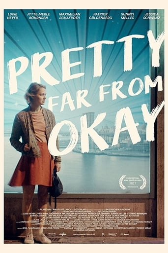 Poster of Pretty Far from Okay