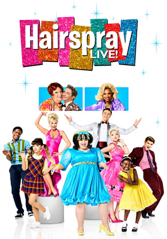 Poster of Hairspray Live!