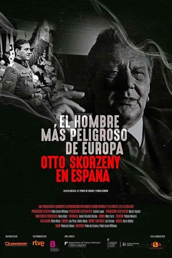Poster of The Most Dangerous Man in Europe