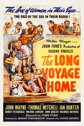 Poster of The Long Voyage Home