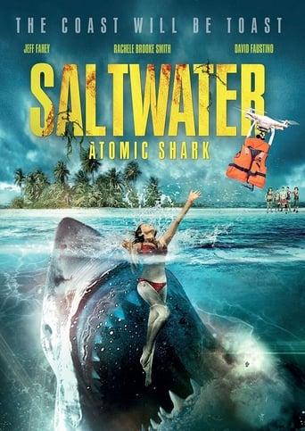 Poster of Saltwater: Atomic Shark