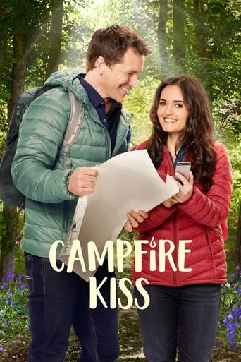 Poster of Campfire Kiss