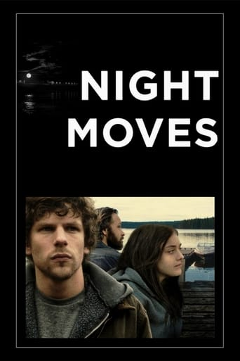 Poster of Night Moves
