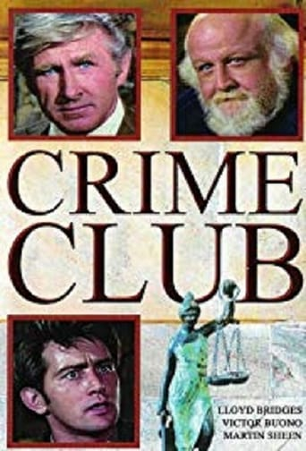Poster of Crime Club