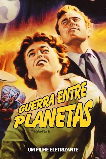 Guerra Entre Planetas - Poster