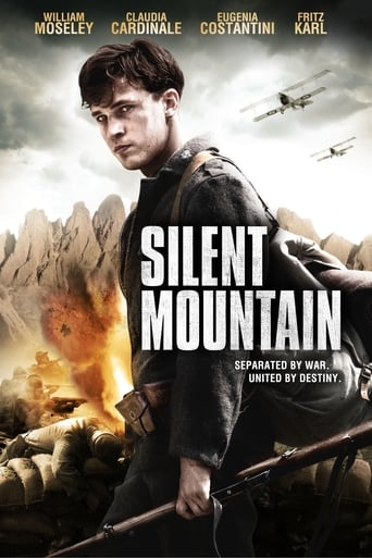 Poster of The Silent Mountain