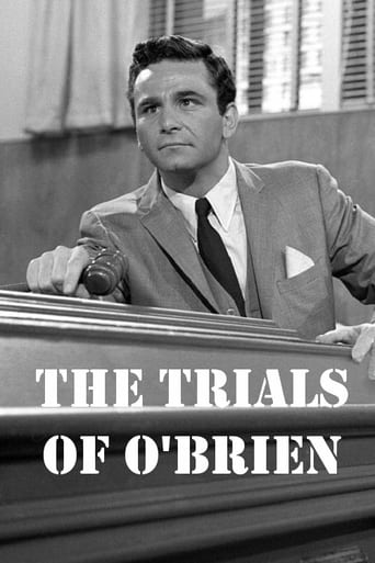 Poster of The Trials of O'Brien