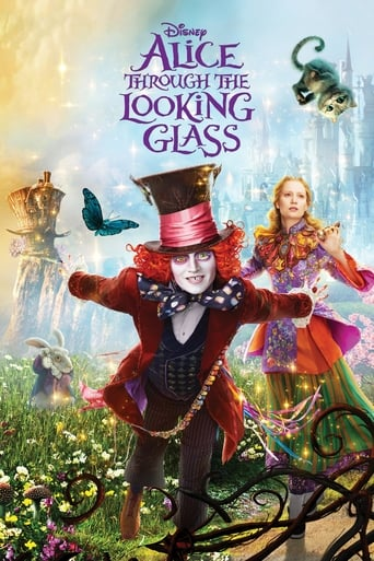 Poster of Alice Through the Looking Glass