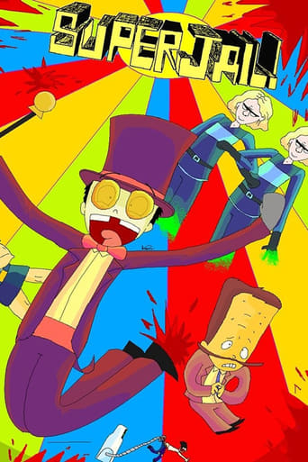 Poster of Superjail!