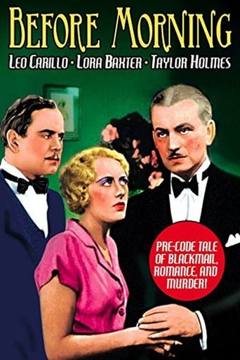 Poster of Before Morning