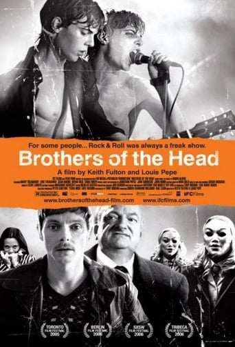 Poster of Brothers of the Head