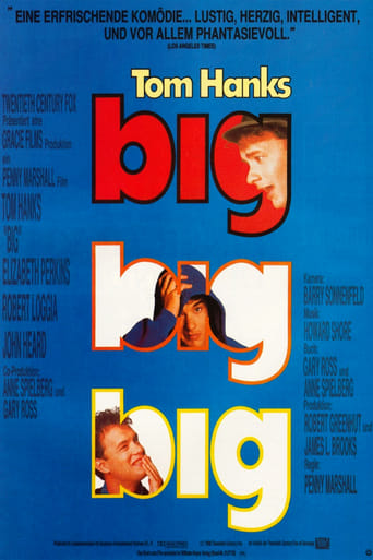 Big - Fantasy / 1988 / ab 6 Jahre