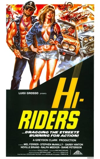 Poster of Hi-Riders