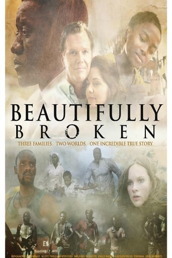 Poster of Beautifully Broken