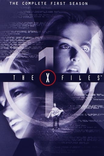 X failai  / The X-Files (1993) 1 Sezonas