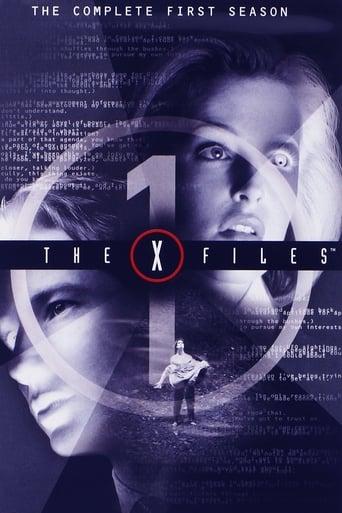 X failai  / The X-Files (1993) 1 Sezonas online