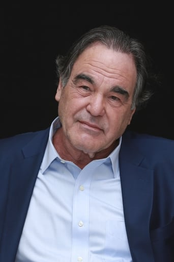Oliver Stone alias News Reporter / Screenplay / Director / Producer