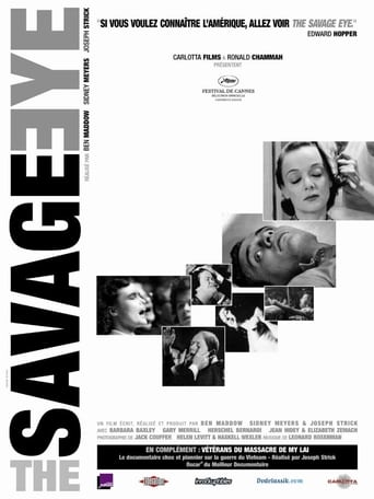 Poster of The Savage Eye