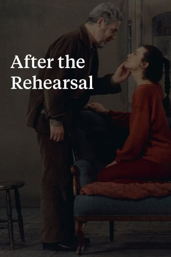 Watch After the Rehearsal Online