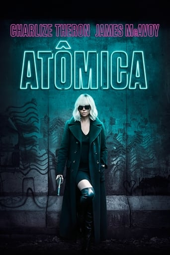 Atômica Torrent (2017) Dual Áudio / Dublado 5.1 BluRay 720p | 1080p – Download