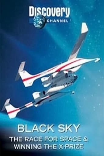 Black Sky: The Race for Space