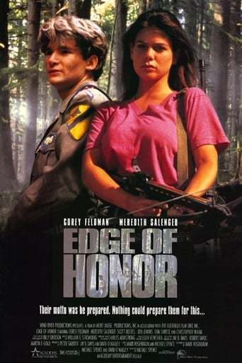 Poster of Edge of Honor