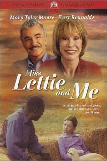 Poster of Miss Lettie and Me
