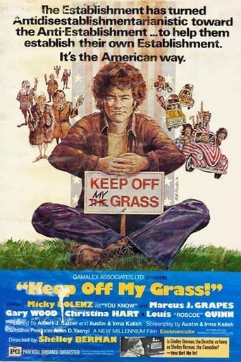Poster of Keep Off My Grass!