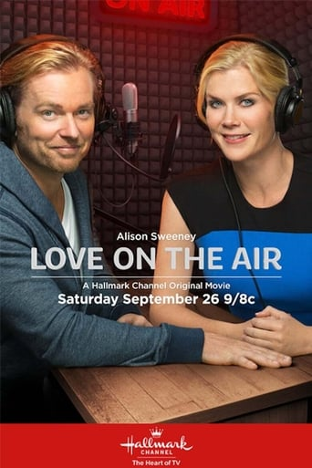 Poster of Love on the Air