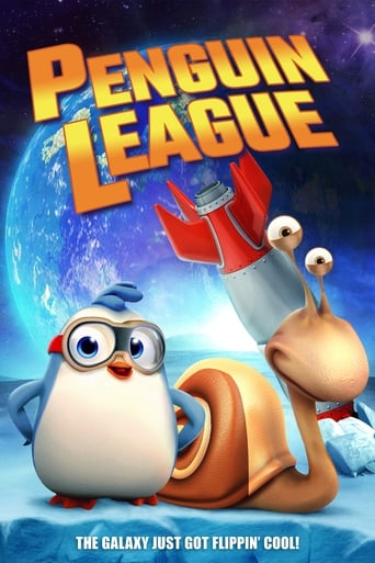 Penguin League (2019) Torrent Dublado / Dual Áudio BluRay 1080p | 720p Download