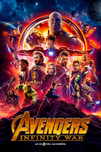 Poster of Avengers : Infinity War