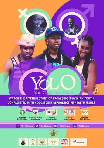Yolo. TV Serie Ghana.