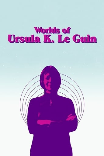Poster of Worlds of Ursula K. Le Guin