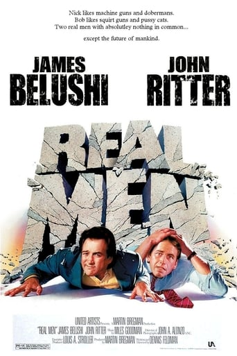 Poster of Real Men