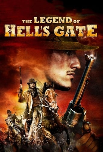 Poster of The Legend of Hell's Gate: An American Conspiracy
