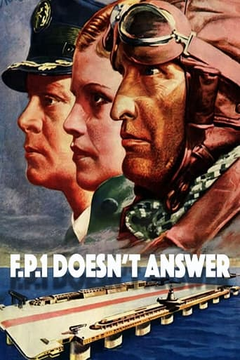 Poster of F.P.1 Doesn't Answer