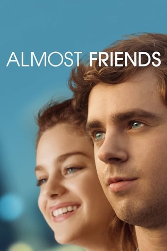 Poster of Almost Friends fragman