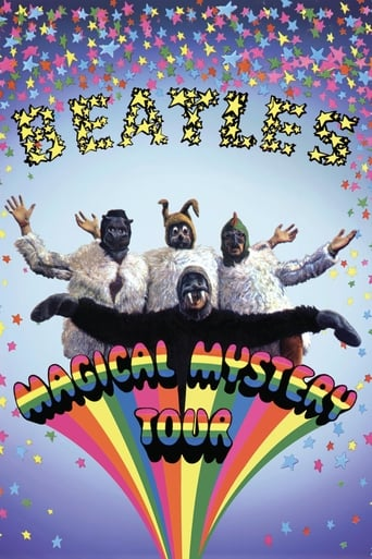 Poster of Magical Mystery Tour
