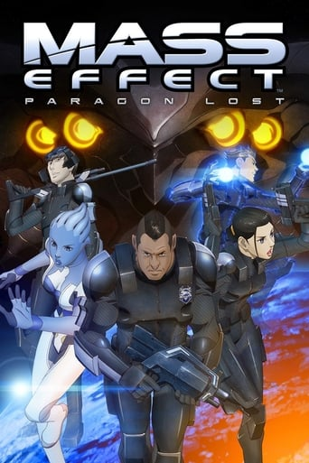 Poster of Mass Effect: Paragon Lost