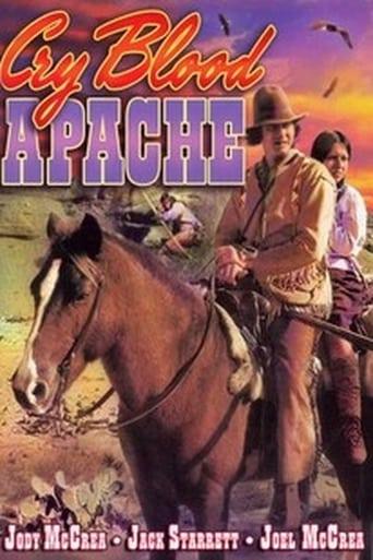 Poster of Grito de sangre Apache