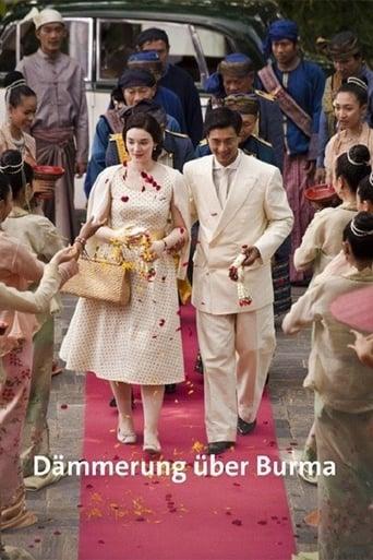 Poster of Twilight Over Burma