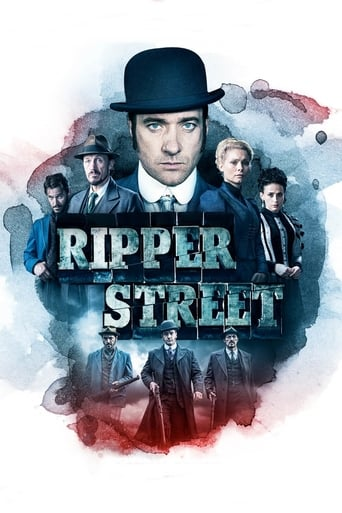 Poster of Ripper Street