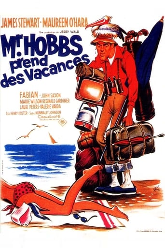 Poster of M. Hobbs prend des vacances