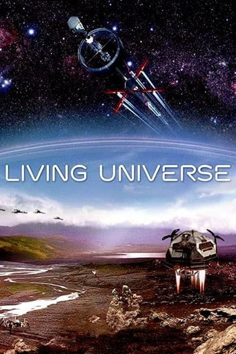 Living Universe Movie Poster