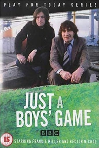 Poster of Just a Boys' Game