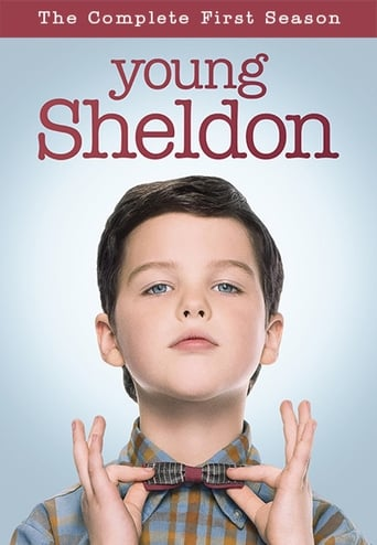 Jaunasis Šeldonas / Young Sheldon (2017) 1 Sezonas LT SUB