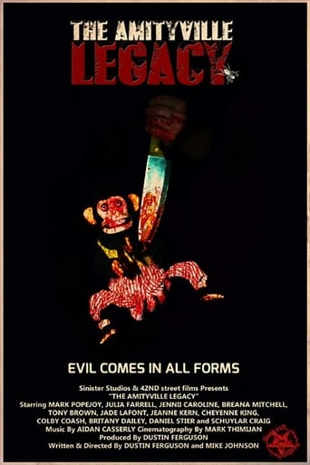 Poster of The Amityville Legacy