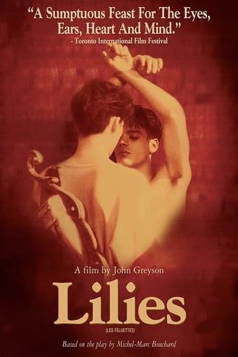 Poster of Lilies - Les feluettes