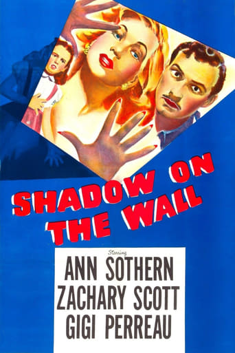 Poster of Shadow on the Wall