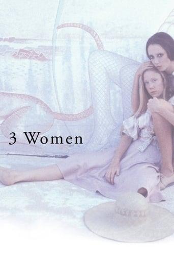 3 Women (1977) - poster